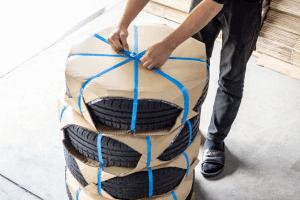 STEP03 梱包&着払い発送